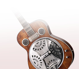 Resonator Guitars and Ukuleles