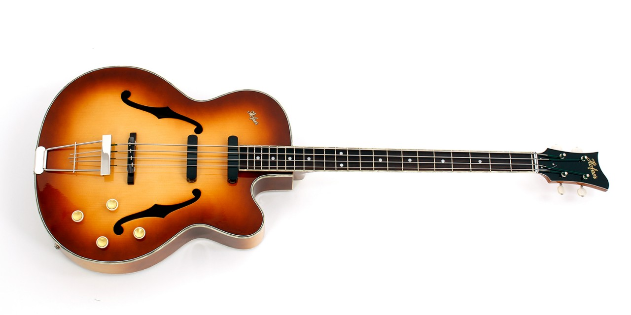 Federal Bass Sunburst