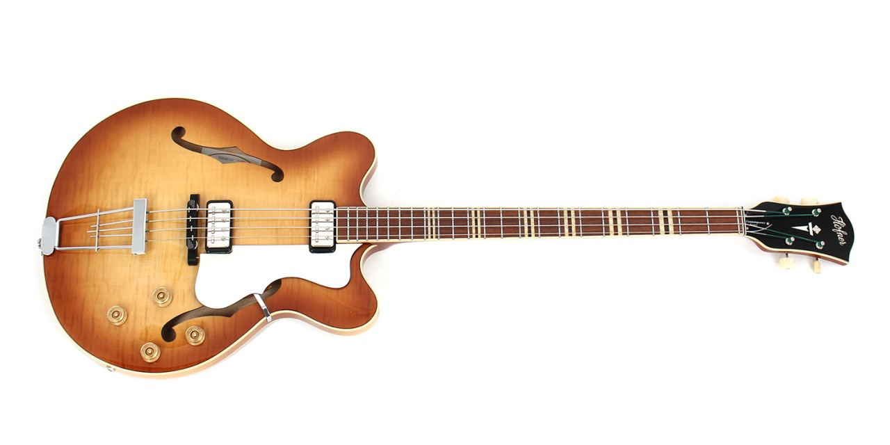 Verythin Bass - CT - Sunburst