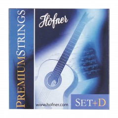 Hofner Guitar Strings - Premium