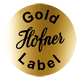 Gold Label Hofner
