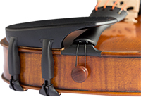 GrLine chin rest and tailpiece