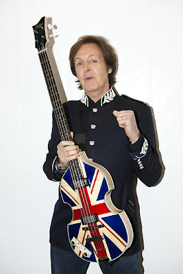 McCartney Jubilee Hofner Bass