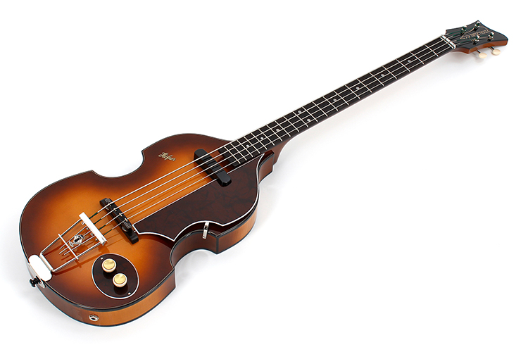 Hofner Vintage Single Pickup bass